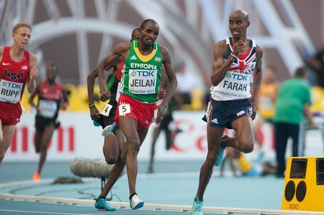 10,000 metres at the World Championships in Athletics
