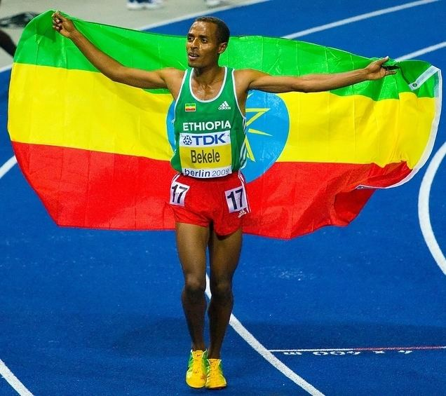 10,000 metres world record progression