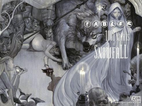 1001 Nights of Snowfall Fables Reread 1001 Nights of Snowfall Torcom