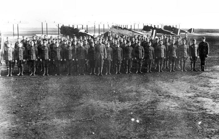 100th Aero Squadron