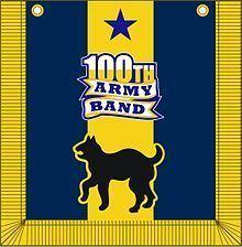 100th Army Band httpsuploadwikimediaorgwikipediacommonsthu