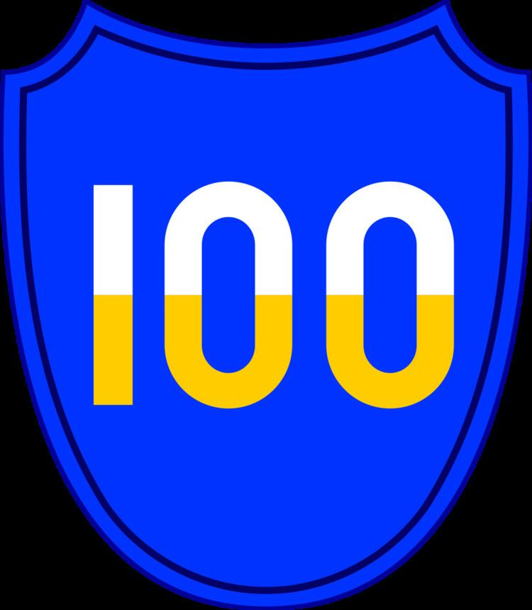 100th Infantry Division (United States)