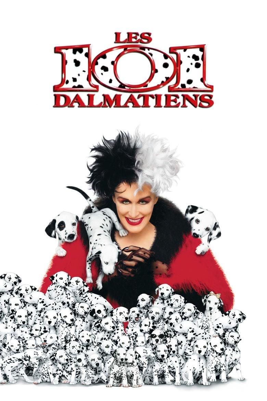 101 Dalmatians (1996 film) movie poster
