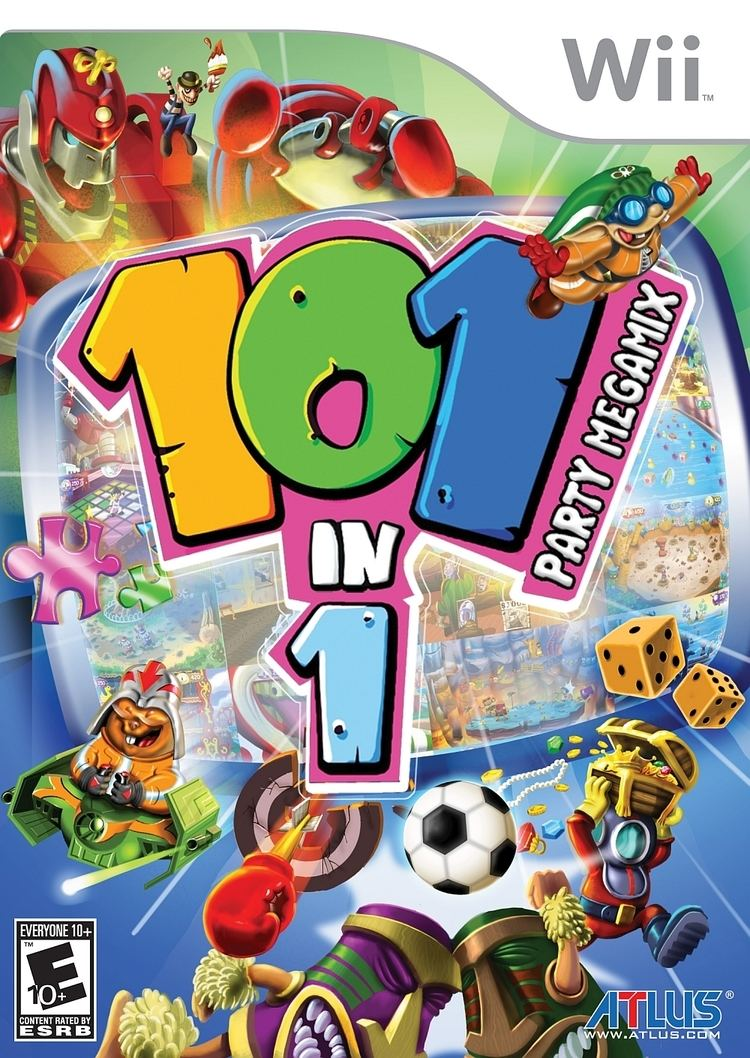 101-in-1 Party Megamix 101in1 Party Megamix Wii IGN