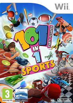 101-in-1 Sports Party Megamix httpsuploadwikimediaorgwikipediaen99f101