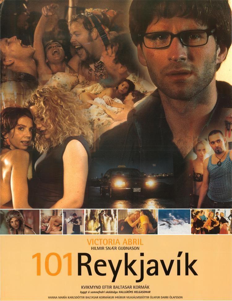 101 Reykjavík Films Kvikmyndamist slands EN Icelandic Films Icelandic