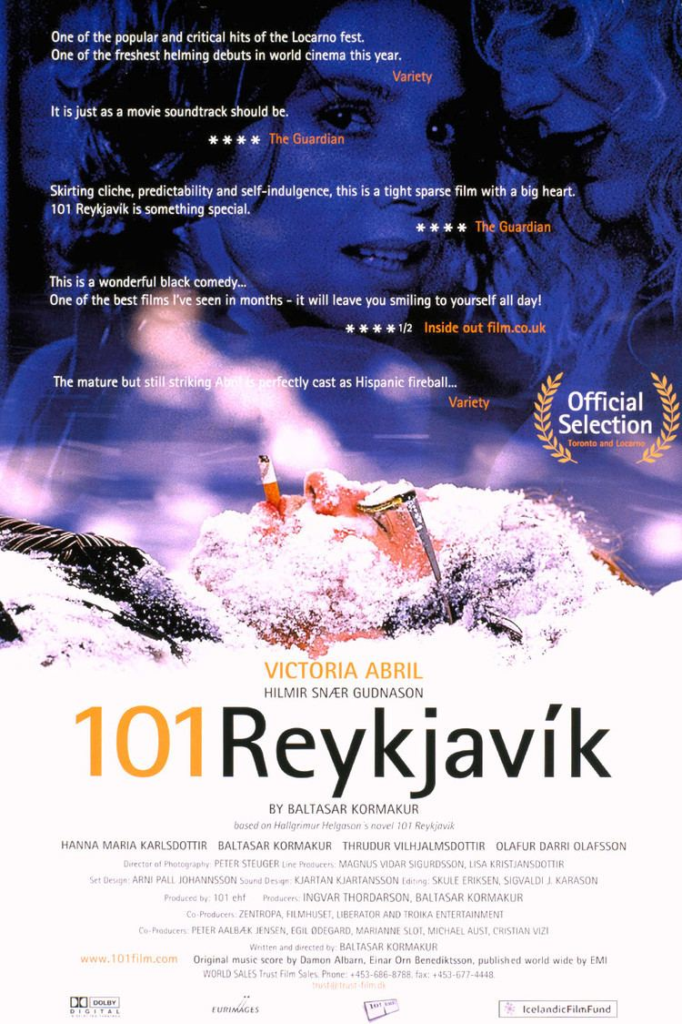 101 Reykjavík wwwgstaticcomtvthumbmovieposters28091p28091