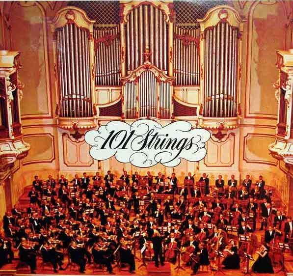 101 Strings Music Weird 101 Strings CDs on Alshire Records