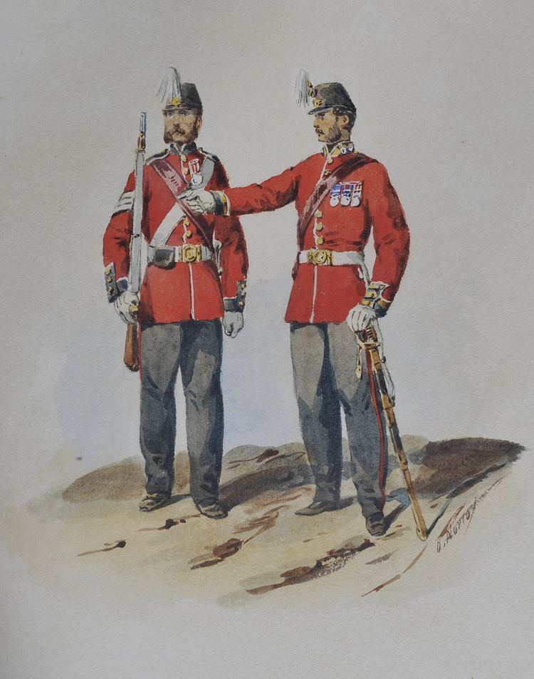 101st Regiment of Foot (Royal Bengal Fusiliers)
