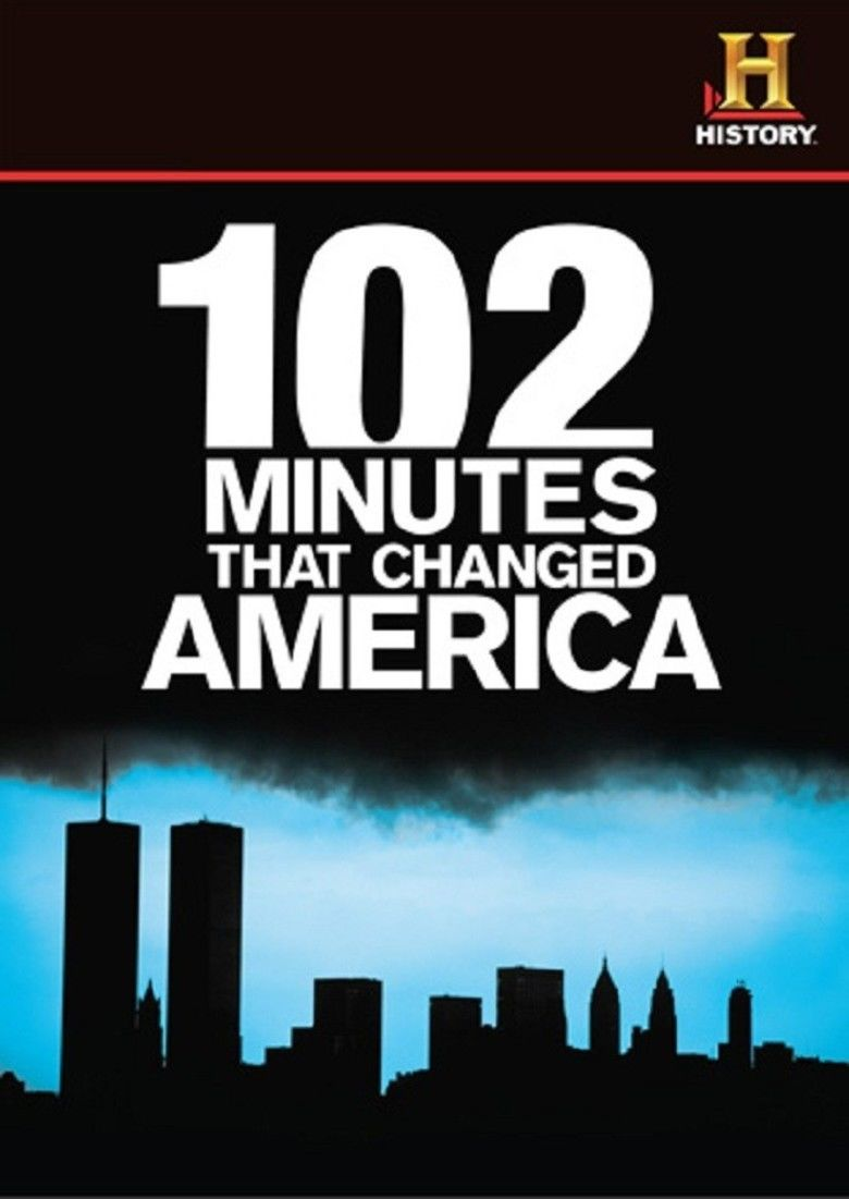 102 Minutes That Changed America movie poster