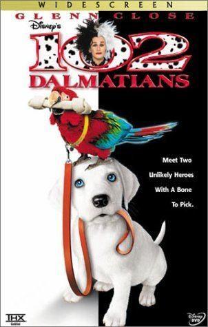 102 Dalmatians Amazoncom 102 Dalmatians Widescreen Edition Glenn Close Grard