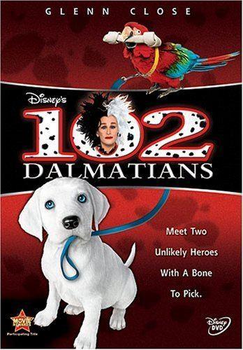 102 Dalmatians Amazoncom 102 Dalmatians Tony Bluto Jim Carter Glenn Close Ron
