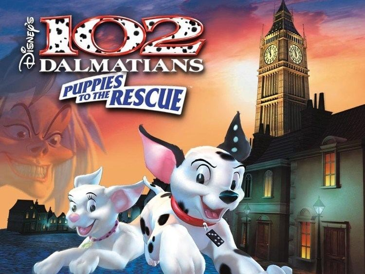 102 Dalmatians: Puppies to the Rescue PSX MINIGAME PLAY 102 DALMATIANS PUPPIES TO THE RESCUE YouTube