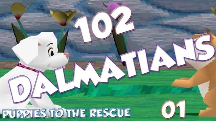 102 Dalmatians: Puppies to the Rescue 102 Dalmatians Puppies to the Rescue 1 PS1 YouTube