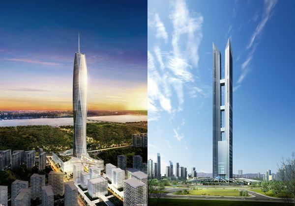 102 Incheon Tower Skyscraper plans can39t rise above uncertaintiesINSIDE Korea