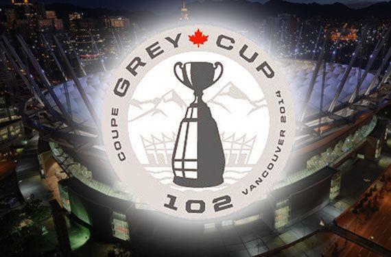 102nd Grey Cup Grey Cup