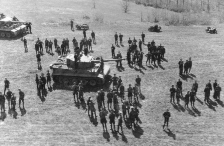 102nd SS Heavy Panzer Battalion