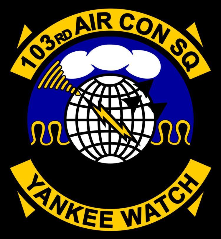 103rd Air Control Squadron