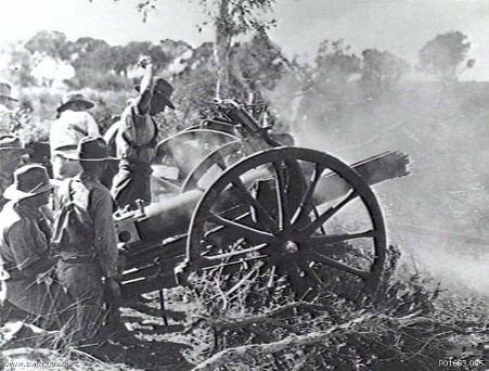 103rd Medium Battery, Royal Australian Artillery