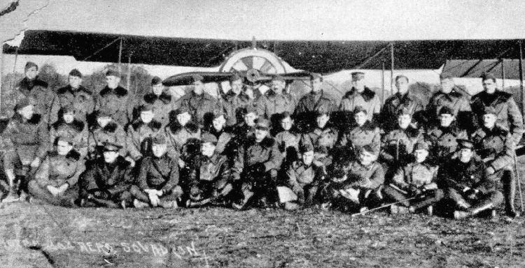 104th Aero Squadron