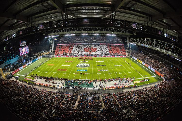 104th Grey Cup 10 Million Canadians Watch the 104th Grey Cup presented by Shaw CFLca