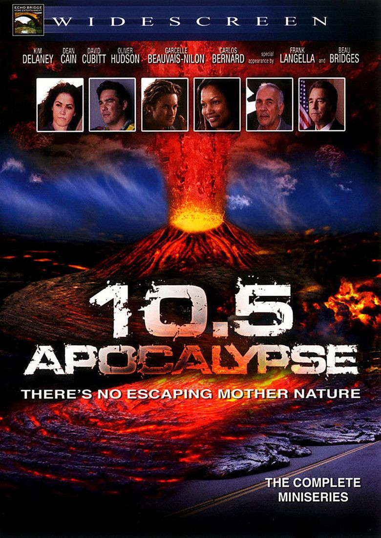 105: Apocalypse movie poster