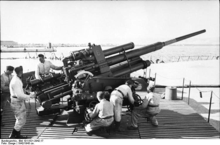 10.5 cm FlaK 38