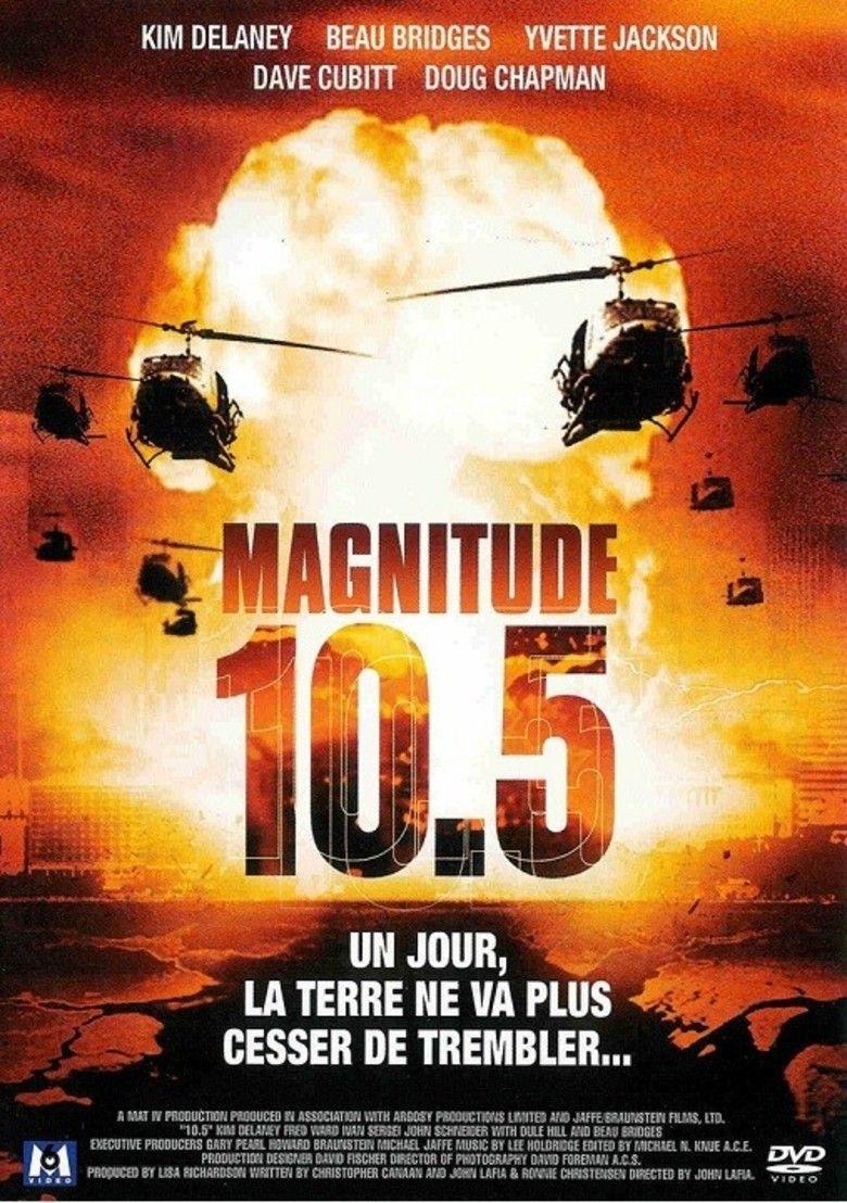 105 (miniseries) movie poster
