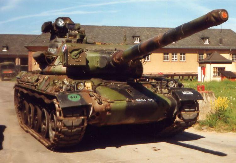 105 mm Modèle F1