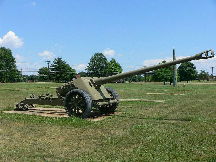 105mm Gun T8