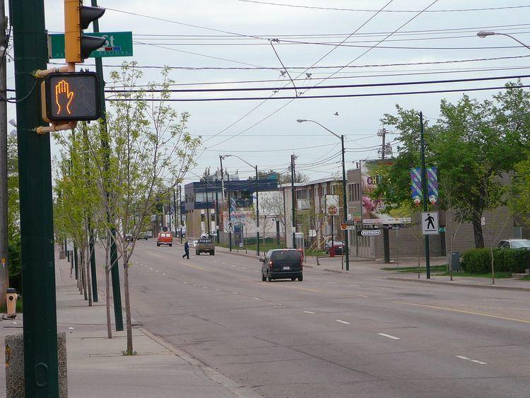 107 Avenue, Edmonton