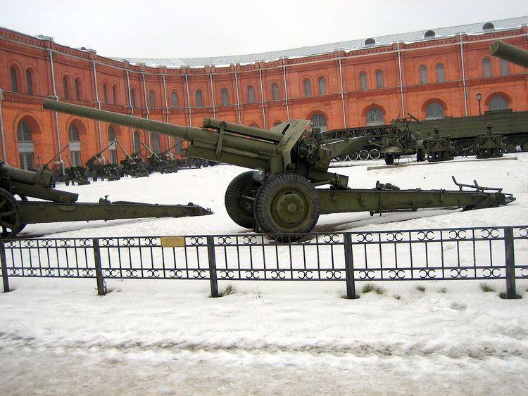 107 mm divisional gun M1940 (M-60)