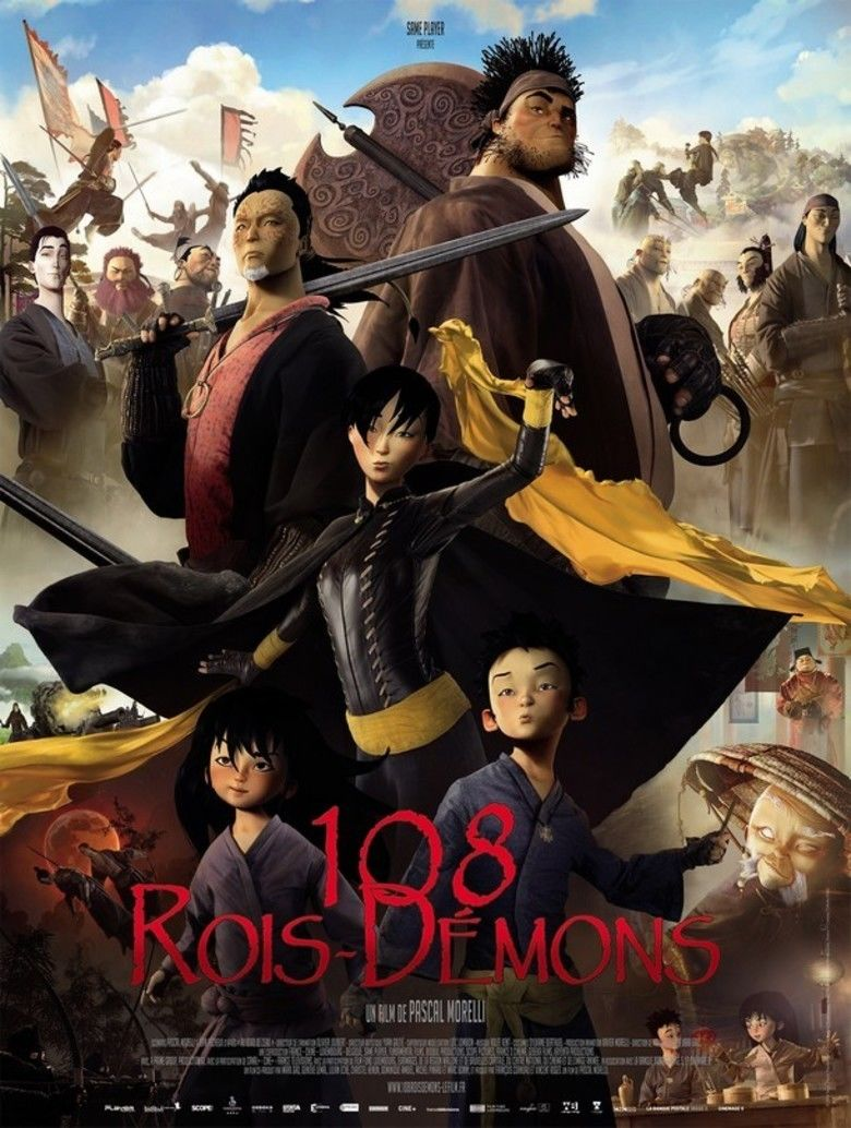 108 Demon Kings movie poster