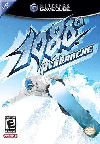 1080° Avalanche 1080 Avalanche GameCube Amazoncouk PC amp Video Games