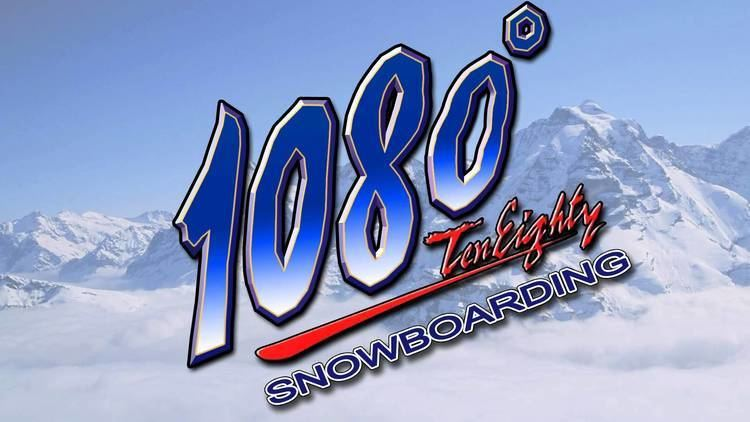 1080° Snowboarding Call Me 1080 Snowboarding YouTube