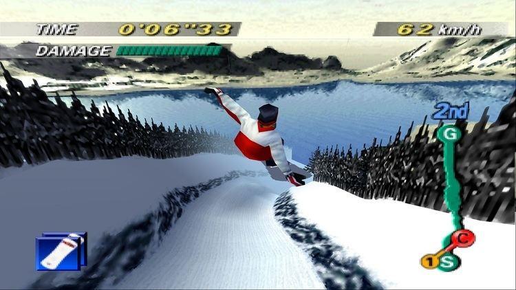 1080° Snowboarding 1080 Snowboarding Europe EnJaFrDe ROM lt N64 ROMs Emuparadise