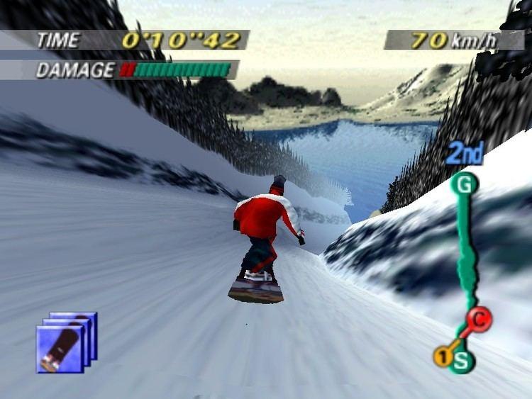 1080° Snowboarding 1080 Snowboarding Franchise Giant Bomb