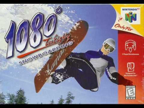 1080° Snowboarding Choice Soundtrack of the Day 1080 Snowboarding GameMusicFanscom