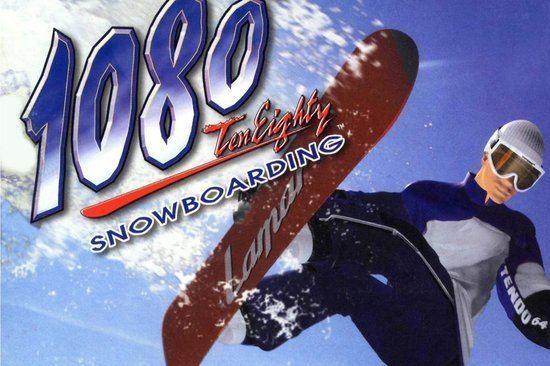 1080° Snowboarding Throwback Thursday 1080 Snowboarding