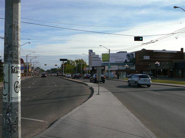 109 Street, Edmonton
