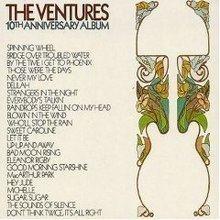 10th Anniversary Album (The Ventures album) httpsuploadwikimediaorgwikipediaenthumbd