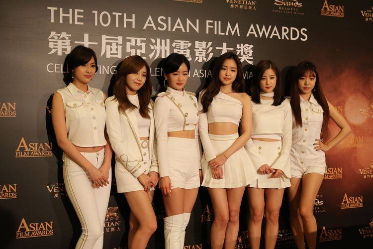 10th Asian Film Awards 10th Asian Film Awards Welcome Dinner at Sands Resorts Cotai Strip