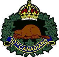 10th Battalion (Canadians), CEF