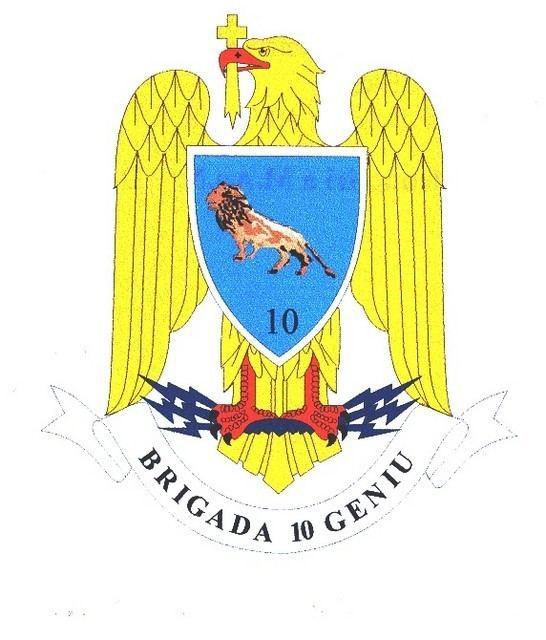 10th Engineer Brigade (Romania)