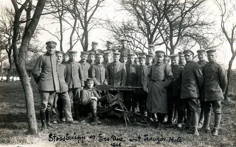 10th Ersatz Division (German Empire)