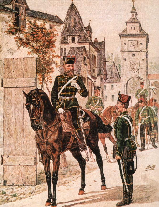 10th (Magdeburg) Hussars