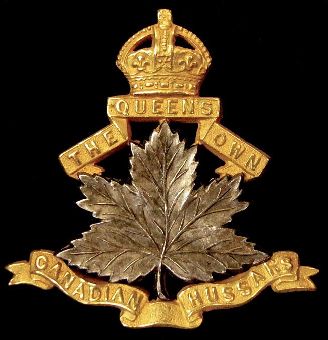 10th Queen's Own Canadian Hussars