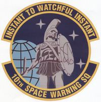 10th Space Warning Squadron httpsuploadwikimediaorgwikipediacommonsthu
