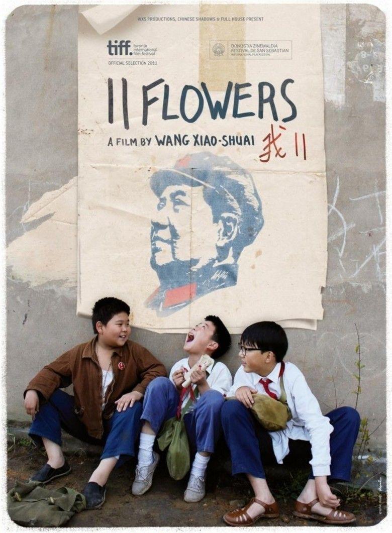 11 Flowers movie poster