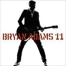 11 (Bryan Adams album) httpsuploadwikimediaorgwikipediaenthumbe